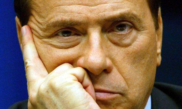 Berlusconi / Bild: (c) EPA (OLIVIER HOSLET)