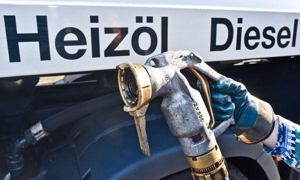 Heizöl war um elf Prozent teurer. / Bild: dpa-Zentralbild/Patrick Pleul