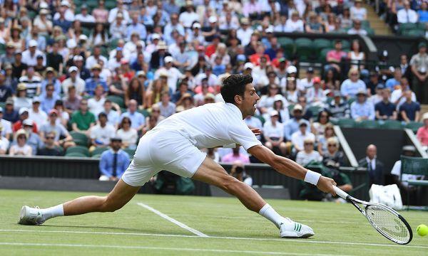 Novak Djokovic / Bild: APA/AFP/GLYN KIRK