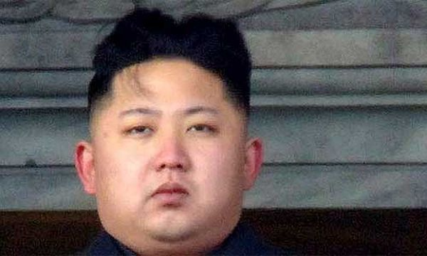 Nordkorea Jongun Oberbefehlshaber Armee /