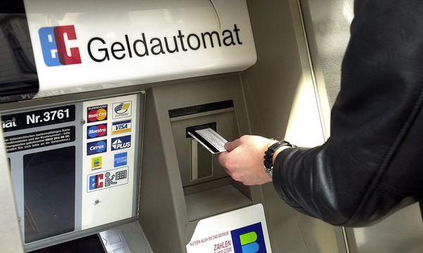 Anzahl der heimischen Bankomaten insgesamt bleibt stabil / Bild: (c) Clemens Fabry