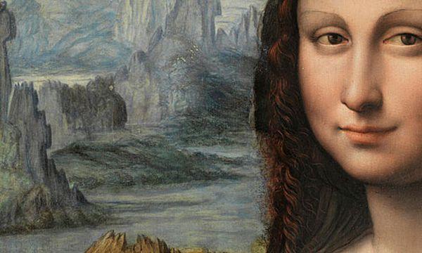 Detail aus der Mona Lisa aus dem Prado / Bild: (c) Museum Nacional del Prado