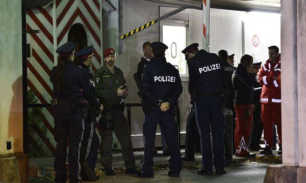 Bundesheer: Wachsoldat in Wiener Kaserne erschossen / Bild: APA/HANS PUNZ
