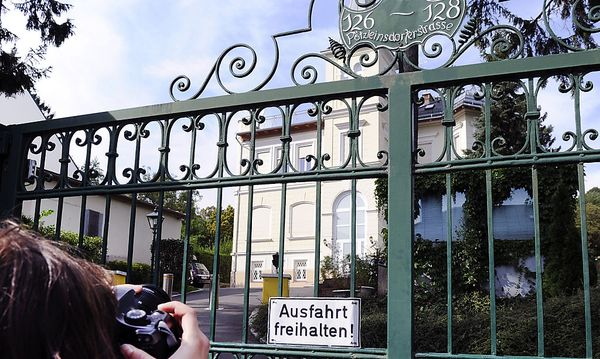 Angeblicher NSA-Stützpunkt in Wien / Bild: APA/HERBERT P. OCZERET
