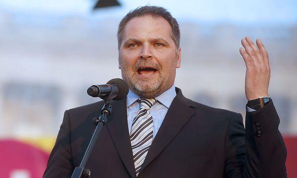 Willi Mernyi, Vorsitzender des Mauthausen-Komitees / Bild: APA/GEORG HOCHMUTH