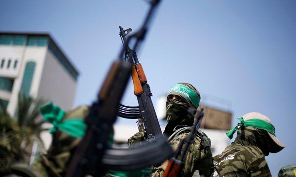 Seit 2007 führten Kämpfer der Palästinenserorganisation Hamas drei Kriege gegen Israel.  / Bild: (c) REUTERS (MOHAMMED SALEM)