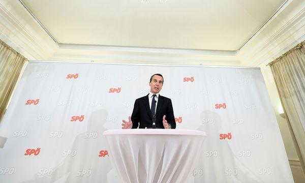 Christian Kern gewöhnt sich langsam an seine Rolle als Oppositionsführer. Beim Reformparteitag im Oktober 2018 will er sich der Wiederwahl als SPÖ-Vorsitzender stellen, wie er am Dienstag nach der Präsidiumsklausur im Gartenhotel Altmannsdorf den Medien erklärte.  / Bild: (c) APA/HELMUT FOHRINGER