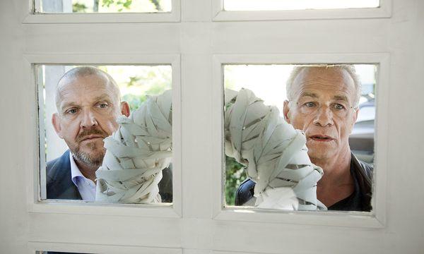 Freddy Schenk (Dietmar Bär) und Max Ballauf (Klaus J. Behrendt) werden einen Blick hinter die Fassade / Bild: (c) WDR/Martin Menke