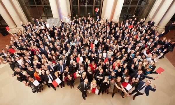 Alle Sieger auf einen Blick: Österreichs beste, von Great Place to Work ermittelte, Arbeitgeber. / Bild: [ Great Place to Work ]