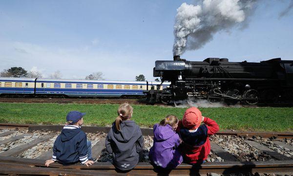 Eisenbahnmuseum Strasshof / Bild: Die Presse