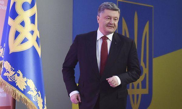 Petro Poroschenko kündigte ein hochkarätiges Treffen in Astana an. / Bild: REUTERS