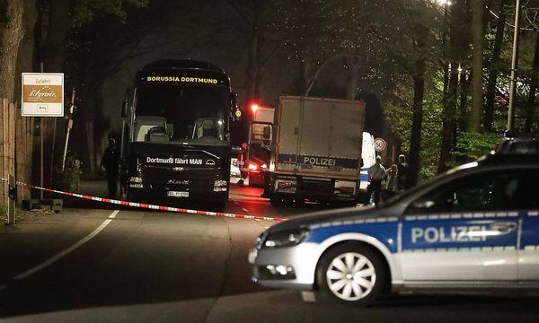 Der Ort des Anschlags am Dienstagabend / Bild: imago/Xinhua