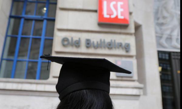 Symbolbild London School of Economics (LSE). / Bild: (c) imago/i Images (Dinendra Haria / i-Images)