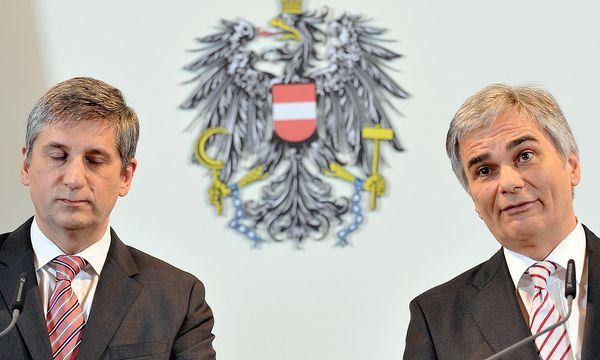 Schicksalsjahr für die Große Koalition / Bild: (c) Dapd (Hans Punz)