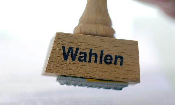 Wahlen - Stempel, Symbolbild / Bild: BilderBox.com