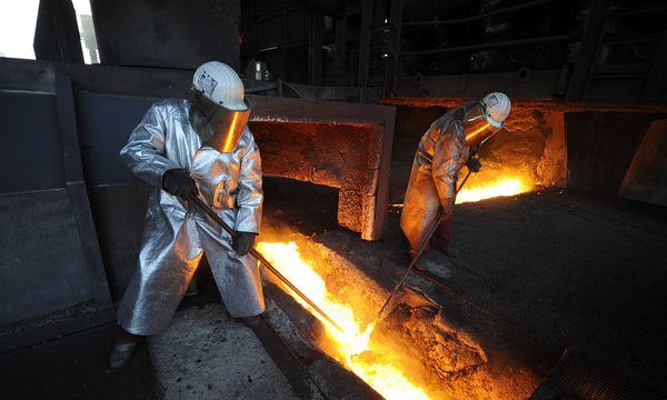 Auftragsbestände in der Industrie gestiegen / Bild: APA/HANS KLAUS TECHT