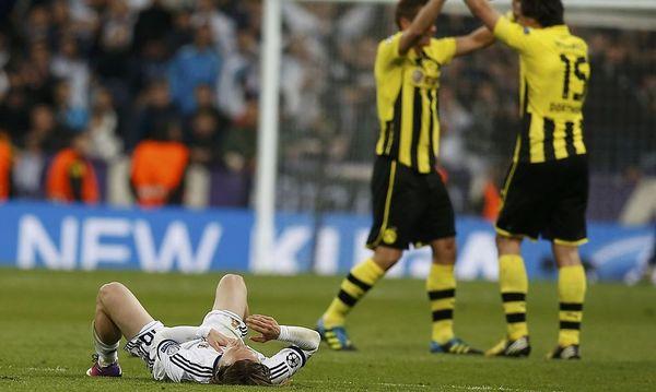 Lewandowski den Finaleinzug / Bild: REUTERS
