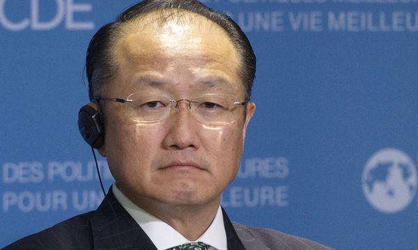 Jim Yong Kim / Bild: (c) AP (Bertrand Langlois)