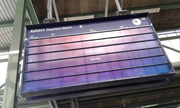 Weltweite Cyberattacke traf Deutsche Bahn  / Bild: (c) imago/7aktuell (www.7aktuell.de/Andreas Friedric)