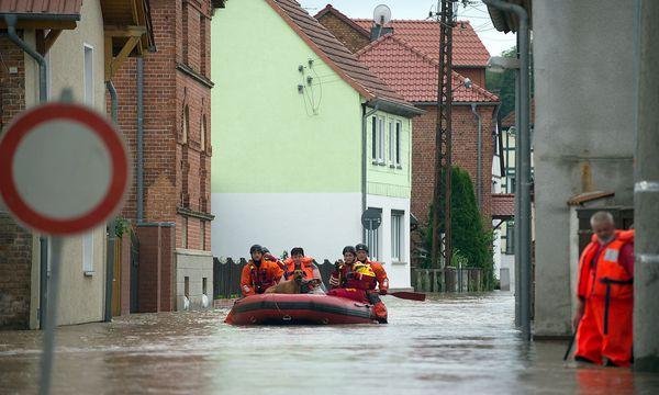 In Südeuropa treten Hochwasser immer später im Winter auf. / Bild: APA/Klaus-Dietmar Gabbert