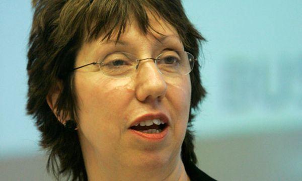 EU-Außenbeauftragte Ashton besucht Ägypten / Bild: (c) AP (Yves Logghe)