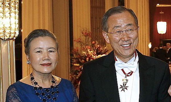 Ban Ki-moon / Bild: (c) EPA (Georg Hochmuth)
