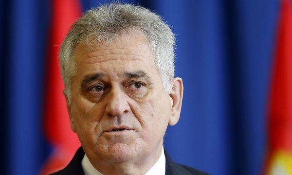 Serbiens Präsident Tomislav Nikolić / Bild: REUTERS