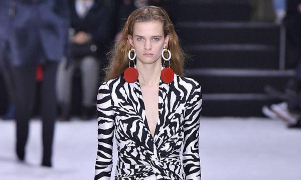 Paris Fashion Week D�file PAP Automne Hiver 2018 19 BALENCIAGA Balenciaga autumn winter 2018 Par / Bild: (c) imago/Starface (Guy Marineau/Starface)