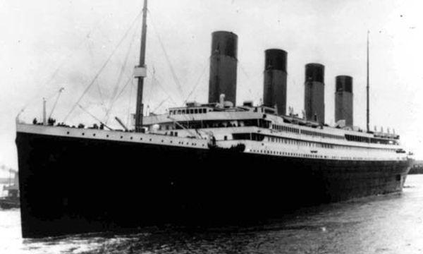 Titanic / Bild: (c) AP