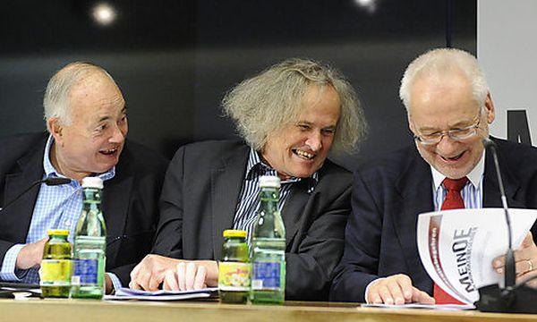 Bürgerbegehren: Altpolitiker fordern Wahlreform / Bild: (c) APA/HELMUT FOHRINGER (Helmut Fohringer)