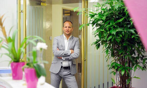 Klubobmann Matthias Strolz  / Bild: (c) Die Presse (Clemens Fabry)
