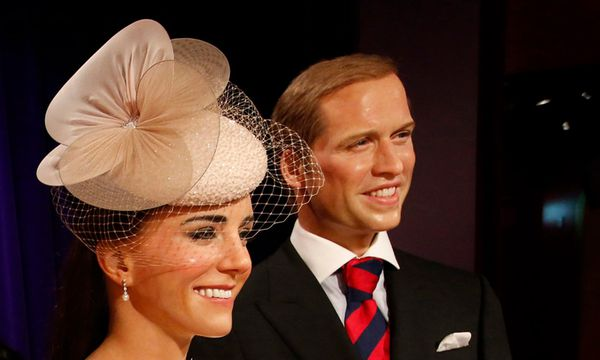 Herzogin Kate und Prinz William / Bild: Reuters