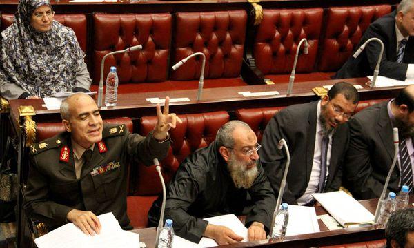 Verfassungsversammlung / Bild: (c) AP (Mohammed Abu Zaid)