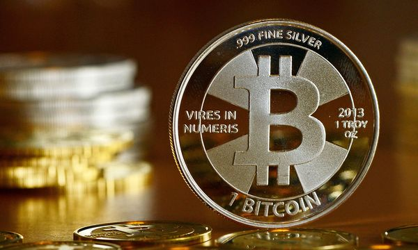 Eine beliebte Währung bei Hackern.  / Bild: APA/dpa-Zentralbild/Jens Kalaene