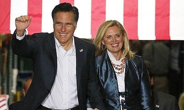 Romney / Bild: (c) REUTERS (Rick Wilking)