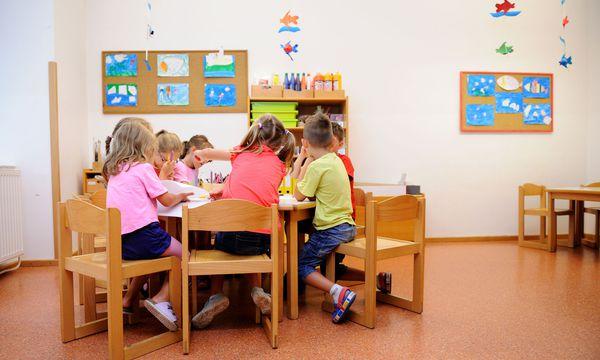Symbolbild: Kindergarten. / Bild: Die Presse (Clemens Fabry)