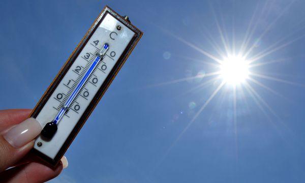 Symbolbild: Die Temperatur steigt / Bild: APA/BARBARA GINDL