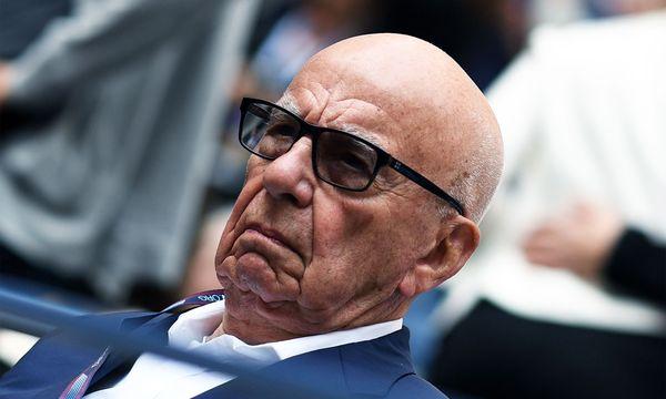 Medienmogul Murdoch bei einem Tennisspiel. / Bild: Medienmogul Murdoch bei einem Tennisspiel.