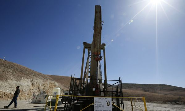 Fracking / Bild: (c) REUTERS (LUCY NICHOLSON)