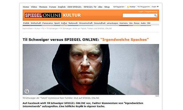 Bild: Screenshot www.spiegel.de