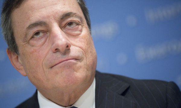 Mario Draghi  / Bild: (c) Bloomberg (Andrew Harrer)