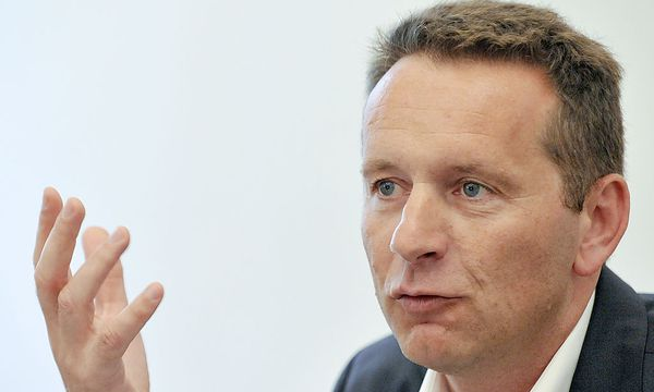 Palfinger-Chef Herbert Ortner / Bild: APA/HERBERT NEUBAUER