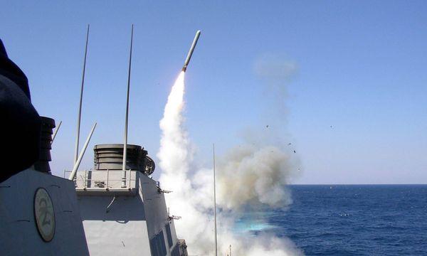 US-Angriff auf die Luftwaffenbasis Shayrat / Bild: imago/ZUMA Press