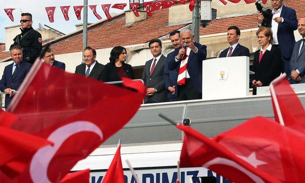 Premierminister Binali Yıldırım / Bild: APA/AFP/ADEM ALTAN