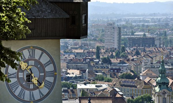 Blick über Graz / Bild: APA/HANS KLAUS TECHT