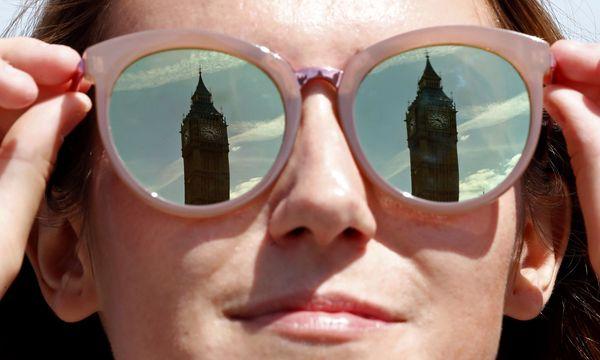 Der Blick auf London ist angesichts des Brexit strenger geworden. / Bild: (c) APA/AFP/TOLGA AKMEN