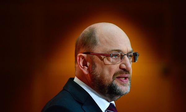 Die Parteibasis muss noch grünes Licht für eine Koalitionsbildung geben. / Bild: APA/AFP/JOHN MACDOUGALL