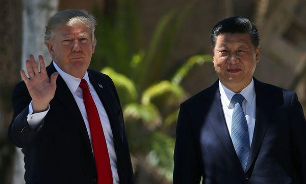 Donald Trump und Xi Jinping / Bild: REUTERS