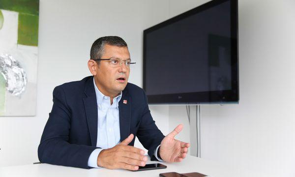 Der CHP-Abgeordnete Özgür Özel in Wien. / Bild: (c) Stanislav Jenis