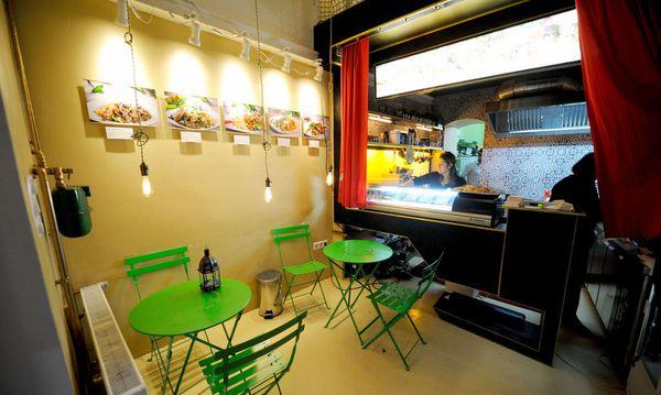 Oriental Sandwich Bar / Bild: (c) Die Presse (Clemens Fabry)